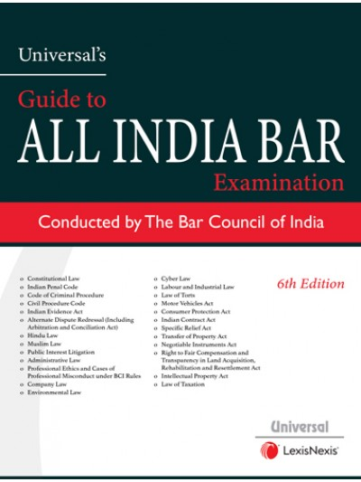 Guide to All India Bar Examination...