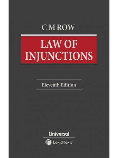 Law of Injunctions...