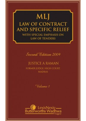 Law of Contract and Specific Relief (with special emphasison Law of Tenders)