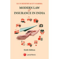 Modern Law of Insurance in India