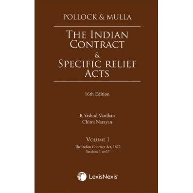 The Indian Contract and Specific Relief Acts