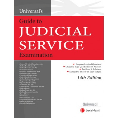 Guide to Judicial Service Examination