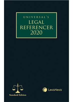 Legal Referencer 2020 (Standard Edition)