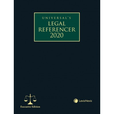 Legal Referencer 2020 (Executive Edition)