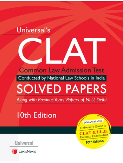 CLAT - Solved Papers...