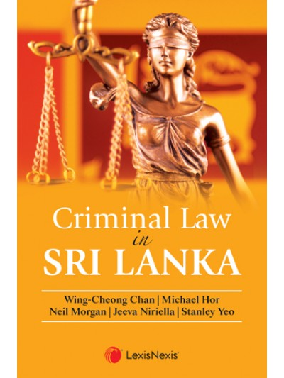 Criminal Law in Sri Lanka