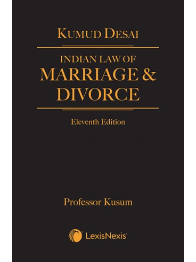 Indian Law of Marriage & Divorce...