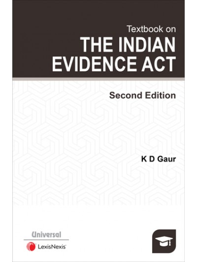Textbook on The Indian Evidence Act...