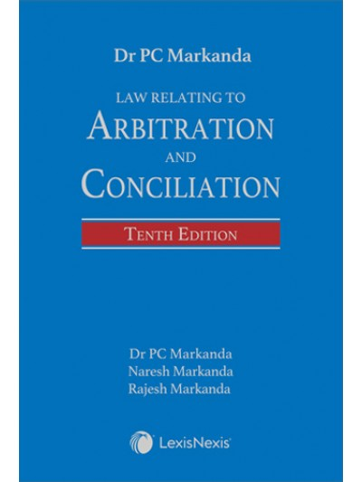 Law Relating to Arbitration and Conciliation