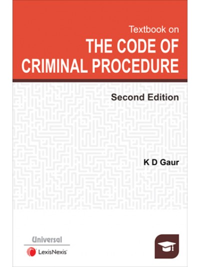 Textbook on The Code of Criminal Procedu...