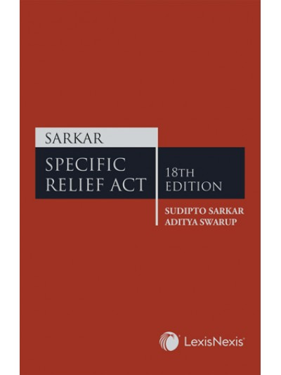 Specific Relief Act...