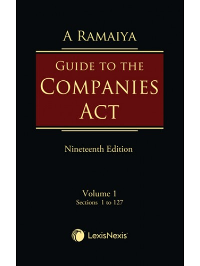 Guide to the Companies Act...