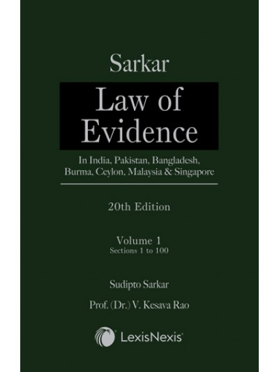 Law of Evidence – In India, Pakistan, ...