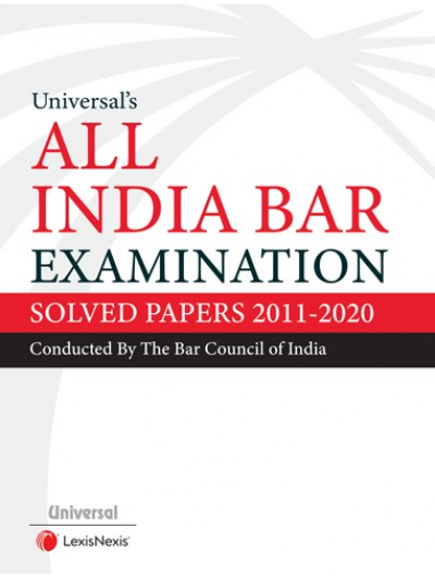 All India Bar Examination - Solved Papers