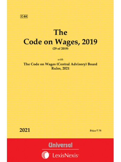 Code on Wages Act, 2019
