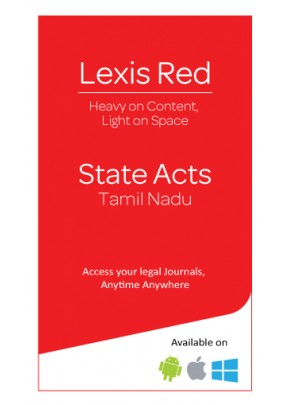 Lexis Red- State Acts from Tamil Nadu