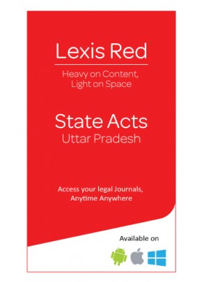 Lexis Red- State Acts from Uttar Pradesh