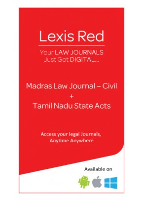 Lexis Red- MLJ Civil &Tamil Nadu State Acts