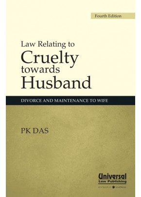 Law Relating to Cruelty to Husband - Divorce and Maintenance to Wife