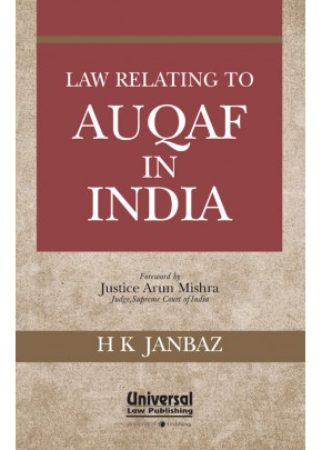 Law Relating to Auqaf in India
