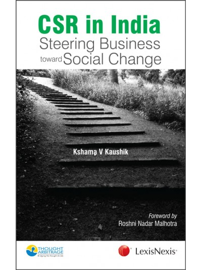 CSR in India: Steering Business toward Social Change