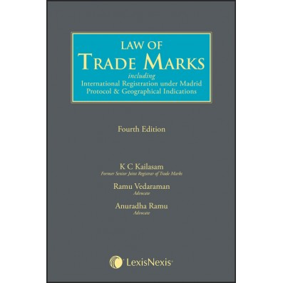 Law of Trade Marks including International Registration under Madrid Protocol & Geographical Indications