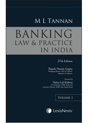 Banking Law and Practice in India