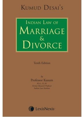 Indian Law of Marriage & Divorce