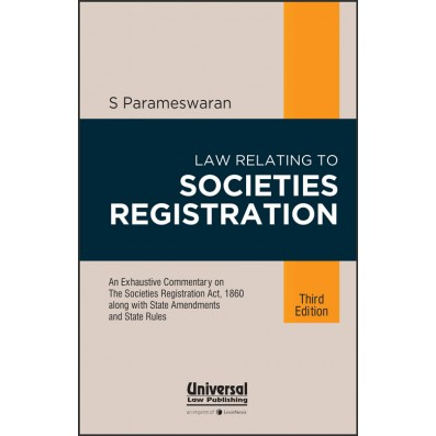 Law Relating to Societies Registration