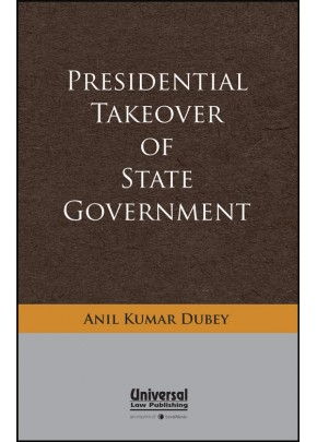 Presidential Takeover of State Government