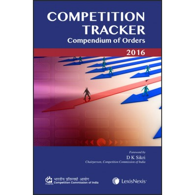 Competition Tracker Compendium of Orders 2016