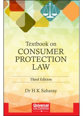 Textbook on Consumer Protection Law