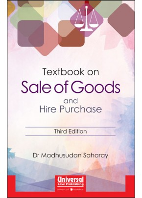 Textbook on Sale of Goods and Hire Purchase
