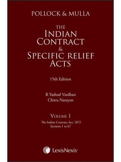 Indian Contract Act 1872 Book