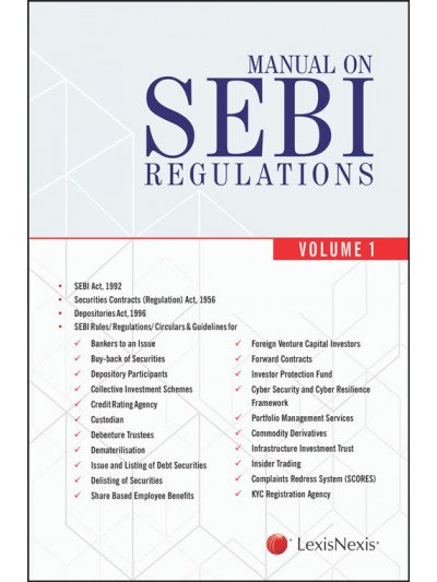 Manual on SEBI Regulations