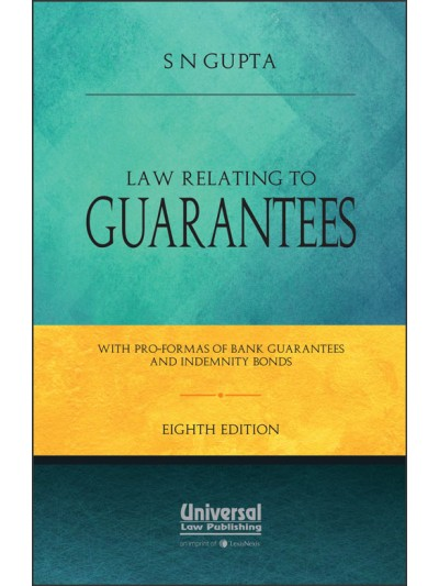 Law Relating to Guarantees