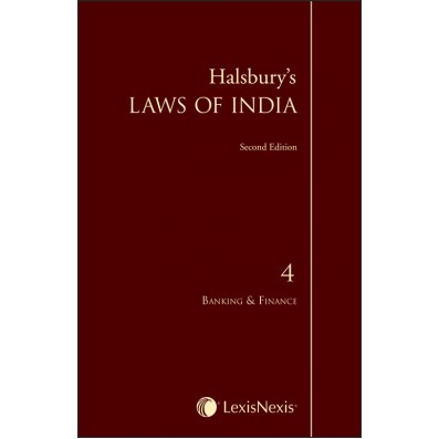 Halsbury's Laws of India-Banking & FInance;  Vol 4