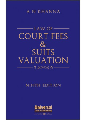 Law of Court-Fees and Suits Valuation