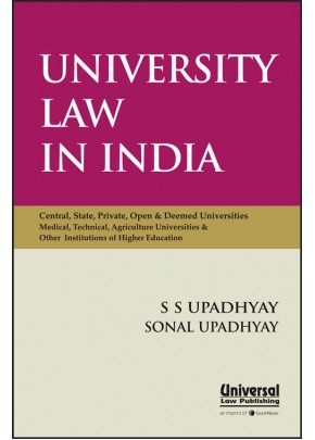 Universities Law in India