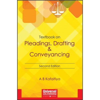 Textbook on Pleadings, Drafting and Conveyancing