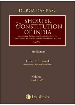 Shorter Constitution of India