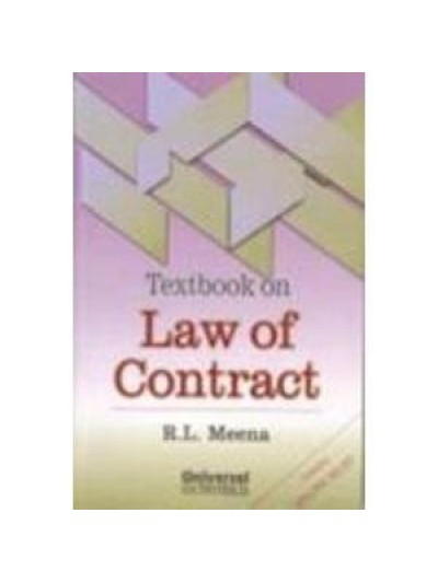Textbook on Contract Law Including Specific Relief