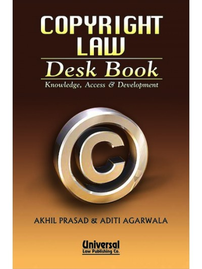 Copyright Law - Desk Book, Knowledge, Access and Development