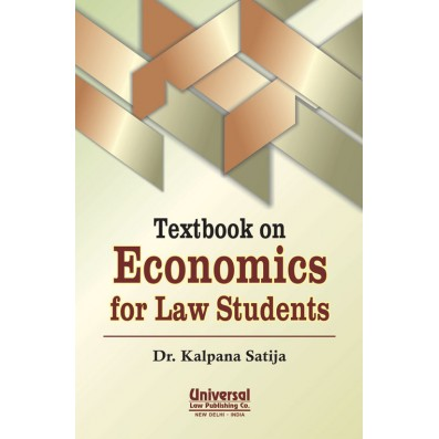 Textbook on Economics for Law Students