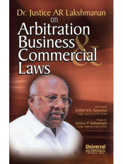 Arbitration Business Commercial Laws