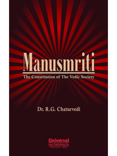 Manusmriti - The Constitution of The Vedic Society