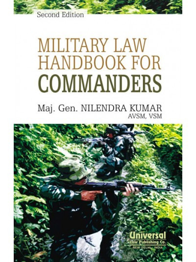 Military Law Handbook for Commanders