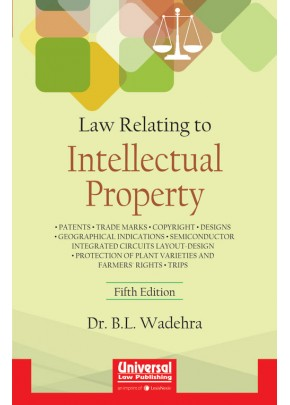 Law Relating to Intellectual Property