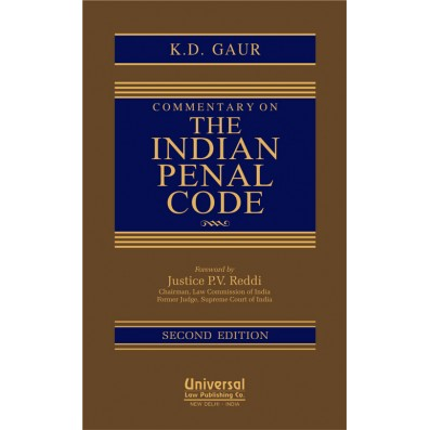 Commentary on the Indian Penal Code
