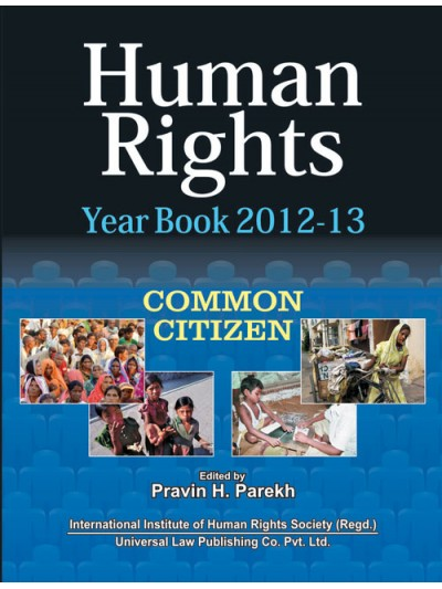 Human Rights Year Book 2012-13